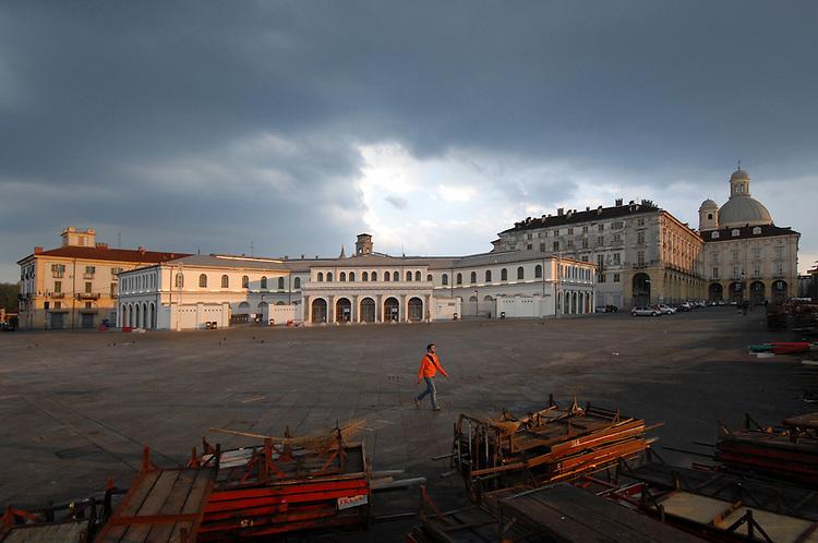 Paesaggi del mondo. Porta Palazzo a Torino.
