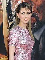 NEW YORK, NY - JULY 10: Hannah Quinlivan attends the 'Skyscraper' New York premiere at AMC Loews Lincoln Square on July 10, 2018 in New York City.  <br /> CAP/MPI/JP<br /> &copy;JP/MPI/Capital Pictures