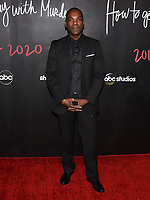 """08 February 2020 - Hollywood, California - Ray Campbell. """"How to Get Away with Murder"""" Series Finale at Yamashiro. Photo Credit: Billy Bennight/AdMedia"""