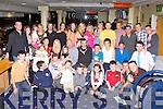 FAMILY FUN: The Astellas Ireland Company Ltd, Killorglin sports and social club enjoying a Family Fun Night at the Dogs at the Kingdom Greyhound Stadium on Saturday.