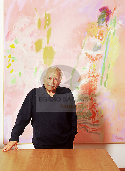 Julio Resende, portuguese painter.