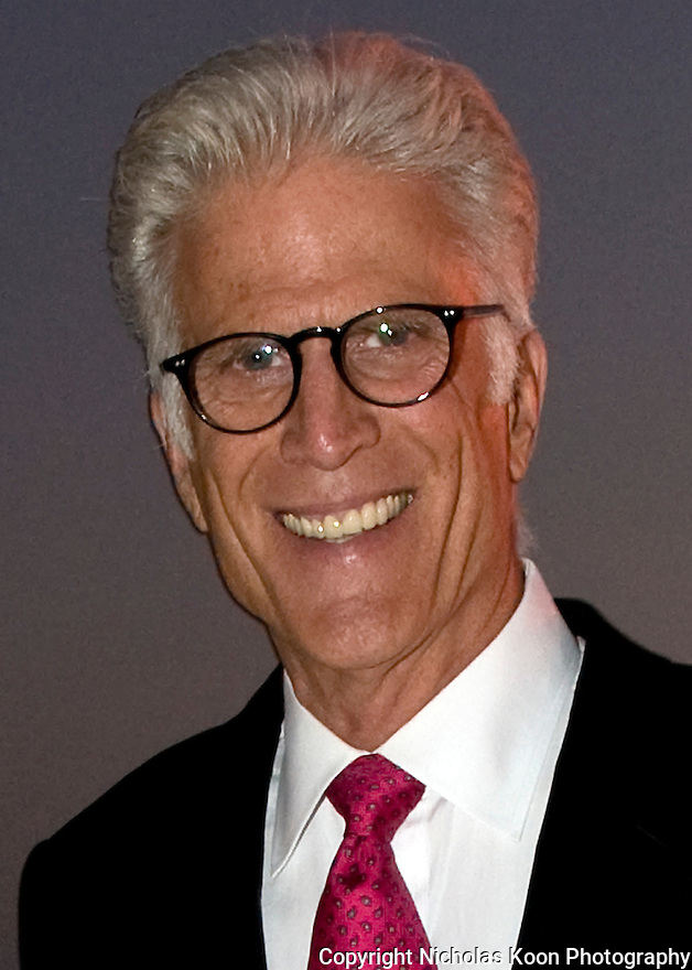 Actor Ted Danson at an Oceana fundraiser in Laguna Beach on 7/29/12..