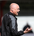 Brentford manager Uwe Rosler. - Stevenage v Brentford - npower League 1 - Lamex Stadium, Stevenage - 21st April, 2012. © Kevin Coleman 2012