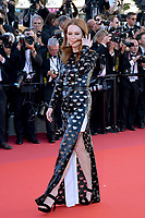 www.acepixs.com<br /> <br /> May 19 2017, Cannes<br /> <br /> Julianne Moore arriving at the 'Okja' screening during the 70th annual Cannes Film Festival at Palais des Festivals on May 19, 2017 in Cannes, France. <br /> <br /> <br /> By Line: Famous/ACE Pictures<br /> <br /> <br /> ACE Pictures Inc<br /> Tel: 6467670430<br /> Email: info@acepixs.com<br /> www.acepixs.com