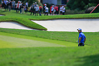 Paul Casey (ENG) on the 2nd fairway during the 2nd round of the WGC HSBC Champions, Sheshan Golf Club, Shanghai, China. 01/11/2019.<br /> Picture Fran Caffrey / Golffile.ie<br /> <br /> All photo usage must carry mandatory copyright credit (© Golffile   Fran Caffrey)
