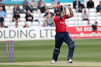 Varun Chopra hits 4 runs for Essex during Essex Eagles vs Gloucestershire, Royal London One-Day Cup Cricket at The Cloudfm County Ground on 7th May 2019