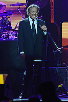 HOLLYWOOD FL - SEPTEMBER 20 : Julio Iglesias performs at Hard Rock live held at the Seminole Hard Rock hotel &amp; Casino on September 20, 2012 in Hollywood, Florida MPI04 / Mediapunchinc /NortePhoto<br />