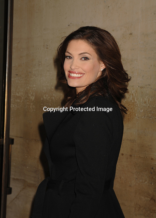 Kimberly Guilfoyle..arriving at The William Morris Party to celebrate the Network Upfront Week on May 14, 2007 at The Four Seasons Restaurant. ..Robin Platzer, Twin Images........212-935-0770