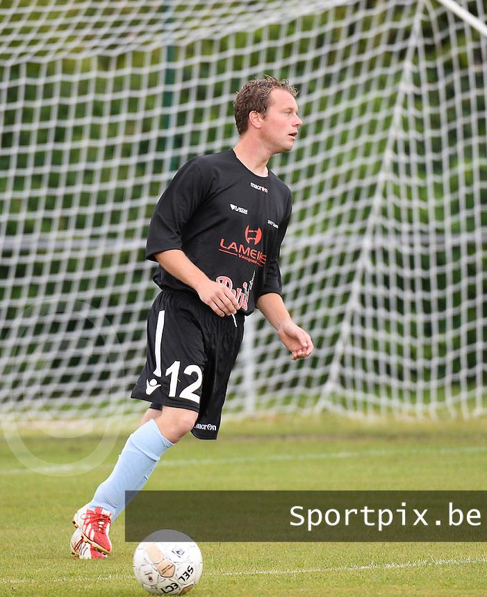 SVV Damme : Jeroen Lauwers<br /> foto VDB / BART VANDENBROUCKE