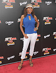 Holly Robinson Peete at The Weinstein Company World Premiere of Spy Kids: All the Time in the World in 4 held at The Regal Cinames,L.A. Live in Los Angeles, California on July 31,2011                                                                               © 2011 Hollywood Press Agency