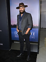 "LOS ANGELES, USA. June 06, 2019: Jonah Johnson at the premiere for ""Ice on Fire"" at the LA County Museum of Art.<br /> Picture: Paul Smith/Featureflash"