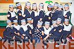Mrs Hickson's Class Getting Ready for the Presentation Primary school play on Tuesday..Front l-r: Najaf Habib, Reem Ahmed, Lucy Howard, Isabelle Fernandez, Emma Fenix, Eve Akinyemi, Kerri O'Connor, Emily Poultney. Back l-r: Sefora Radulescu, Dolapo Idowu, Sinéad Murphy, Sarah Barrett, Chloe Fitzpatrick, Latifa Yusuf, Molly Quane, Ellie Sugrue and Chloe Quirke.