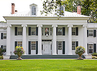 Drumthwacket, offical residence of the Governor of New Jersey