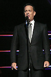 ROCK & ROLL HALL OF FAME CONCERT AT MADISON SQUARE GARDEN, Tom Hanks