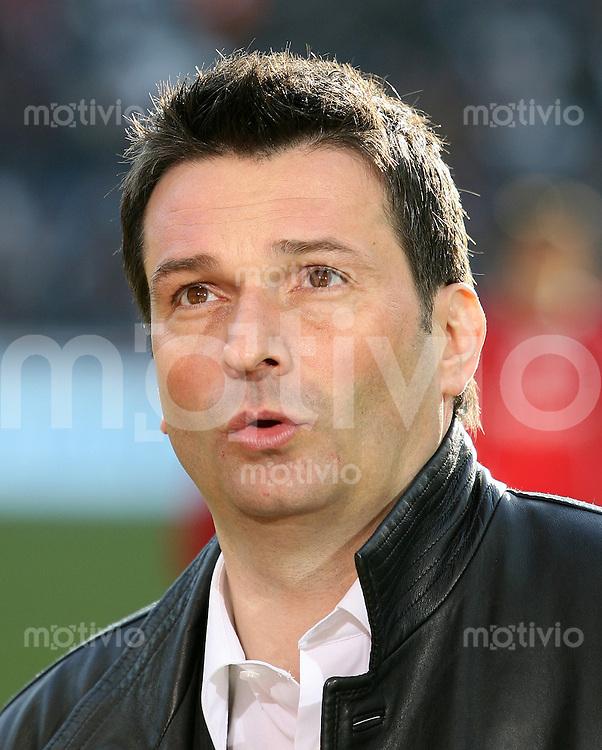 Fussball  1. Bundesliga  Saison 2006/2007 Manager Christian HEIDEL (FSV Mainz 05)