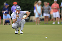 Brandon Stone (RSA) on the 10th green during Friday's Round 2 of the 2017 PGA Championship held at Quail Hollow Golf Club, Charlotte, North Carolina, USA. 11th August 2017.<br /> Picture: Eoin Clarke | Golffile<br /> <br /> <br /> All photos usage must carry mandatory copyright credit (&copy; Golffile | Eoin Clarke)