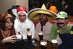 Claire Fitzgerald with Paddy, Stephen and Finbar Coyle at the Fancy Dress Party in Bru...Photo NEWSFILE/Jenny Matthews.(Photo credit should read Jenny Matthews/NEWSFILE)....This Picture has been sent you under the condtions enclosed by:.Newsfile Ltd..The Studio,.Millmount Abbey,.Drogheda,.Co Meath..Ireland..Tel: +353(0)41-9871240.Fax: +353(0)41-9871260.GSM: +353(0)86-2500958.email: pictures@newsfile.ie.www.newsfile.ie.FTP: 193.120.102.198.