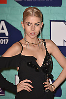 Caroline Daur<br /> MTV EMA Awards 2017 in Wembley, London, England on November 12, 2017<br /> CAP/PL<br /> &copy;Phil Loftus/Capital Pictures