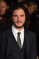 Kit Harrington arriving for a screening of 'Testament of Youth' during the 58th BFI London Film Festival at Odeon Leicester Square, London.  14/10/2014 Picture by: Dave Norton / Featureflash