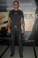"""Mexico, D.F.- 16ene2013 - St Regis Hotel.El actor Matthew Fox, visita la Ciudad de México para promover su nuevo filme """"Alex Cross en la mente del asesino"""". .Photo: Alexa Sendel/DAMMPHOTO.COM. /NortePhoto"""