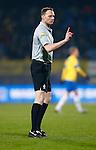 Nederland, Waalwijk, 1 februari 2013.Eredivisie.Seizoen 2013-2013.RKC Waalwijk-SC Heerenveen.Scheidsrechter Ed Janssen