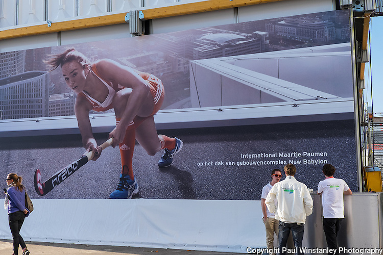 Around the Venue at the Rabobank Hockey World Cup 2014