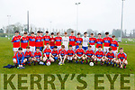 The ISK Killorglin team who played Bishopstown in the Frewen Cup in Currans on Friday.