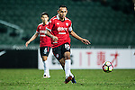 Muangthong United Forward Teerasil Dangda during the 2017 Lunar New Year Cup match between SC Kitchee (HKG) vs Muangthong United (THA) on January 28, 2017 in Hong Kong, Hong Kong. Photo by Marcio Rodrigo Machado/Power Sport Images