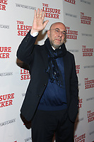 NEW YORK, NY - JANUARY 11:  Paolo Virzi at The Leisure Seeker New York Screening at AMC Loews Lincoln Square in New York City on January 11, 2018. <br /> CAP/MPI/JP<br /> &copy;JP/MPI/Capital Pictures
