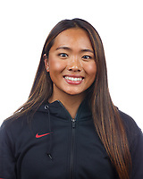 Stanford, CA - September 20, 2019: Grace Zhao, Athlete and Staff Headshots