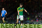 Adrian Spillane Kerry in action against  Dublin in the National League in Austin Stack park on Saturday night.