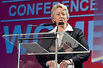 Mayor Annise Parker opens the Eleventh Annual Texas Conference for Women