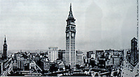 New York City: Madison Square in 1909, Composite Photo. Koolhaas, 80.  Reference only.