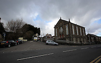 Pictured: The Salem chappel in Llangennech, west Wales. Thursday 24 February 2017<br />
