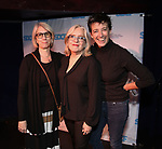 Laura Penn, Lisa Peterson and Rachel Hauck during The Third Annual SDCF Awards at The The Laurie Beechman Theater on November 12, 2019 in New York City.