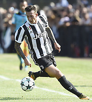 Villar Perosa (To) 17-08-2017 friendly Match Juventus A - Juventus B / foto Daniele Buffa/Image Sport/Insidefoto<br /> nella foto: Federico Bernardeschi