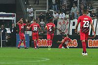 São Paulo (SP), 10/10/2019 - CORINTHIANS-ATHLETICO - L. Cittadini do Athletico comemora o gol. Corinthians e Athletico, pela 24ª rodada do Campeonato Brasileiro 2019, na Arena, em Itaquera zona leste de SP, nesta quinta-feira (10).