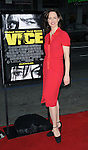 "Anna Galvin arriving to the premiere of ""Vice"" held at Grauman's Chinese Theater Hollywood, Ca. May 7, 2008. Fitzroy Barrett"