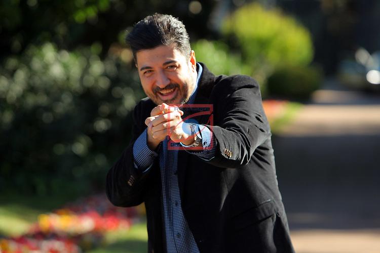 63 Premios Ondas.<br /> Palacete Albeniz-Encuentro con los medios.<br /> Tony Aguilar.