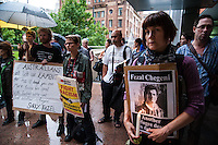 Rally for Fazel: No more deaths in detention, 13.11.15