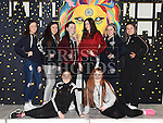 Senior Chorus Group members Kaylin Nugent, Ashling Clarke, Courtney Boyle, Leah Connor, Grace Reynolds, Mila Boyle, Megan Dyas and Leah Mullen pictured at rehearsals for the Childrens Variety show in Our Lady's College Greenhills. Photo:Colin Bell/pressphotos.ie