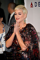 LOS ANGELES, CA. February 08, 2019: Katy Perry at the 2019 MusiCares Person of the Year Gala honoring Dolly Parton at the Los Angeles Convention Centre.<br /> Picture: Paul Smith/Featureflash