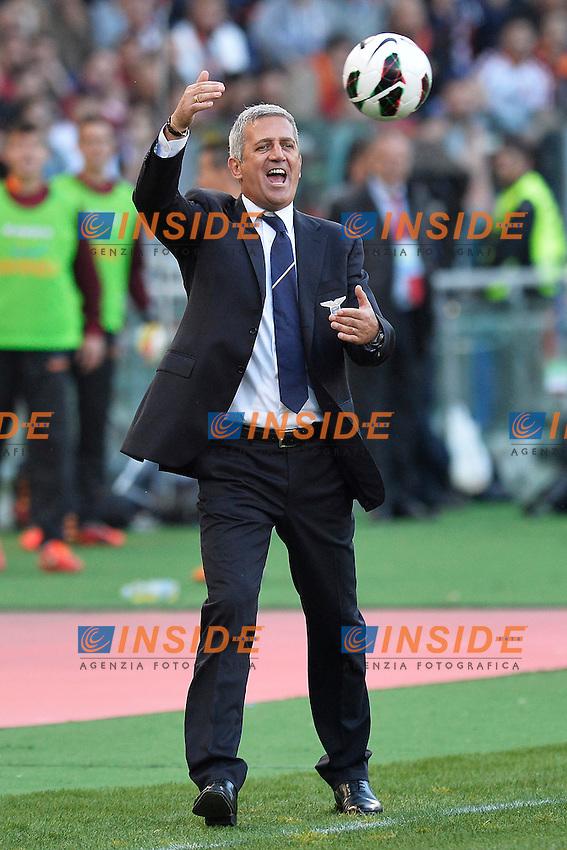 Vladimir Petkovic Lazio .Roma 26/05/2013 Stadio Olimpico.Football Calcio 2012/2013 .Calcio Finale Coppa Italia / Italy Cup Final.Roma Vs Lazio.Foto Andrea Staccioli Insidefoto