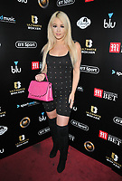 Jodie Weston at the Ultimate Boxxer III professional boxing tournament, indigO2 at The O2, Millennium Way, Greenwich, London, England, UK, on Friday 10th May 2019.<br /> CAP/CAN<br /> &copy;CAN/Capital Pictures