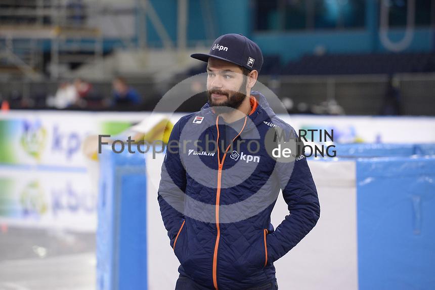 SHORTTRACK: HEERENVEEN: 06-01-2019, IJsstadion Thialf, NK Shorttrack, Sjinkie Knegt, ©foto Martin de Jong