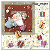 Simonetta, CHRISTMAS SANTA, SNOWMAN, paintings+++++,ITDPT0001,#X#