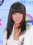 Carly Rae Jepsen at FOX's 2012 Teen Choice Awards held at The Gibson Ampitheatre in Universal City, California on July 22,2012                                                                               © 2012 Hollywood Press Agency