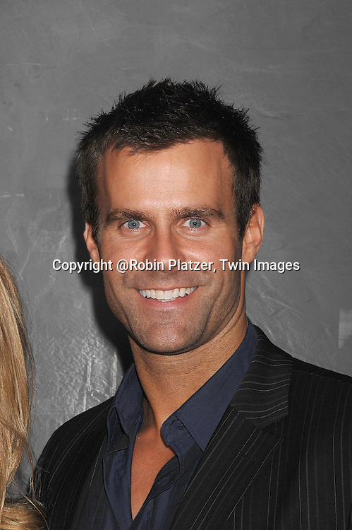Cameron Mathison..at The Surprise 70th Birthday Party for All My Children's star Susan Lucci's husband Helmet Huber on October 10, 2007 at The Rainbow Room ....Photo by Robin Platzer, Twin images....212-935-0770