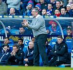 24.02.18 Rangers v Hearts:<br /> Craig Levein