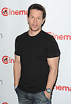 Mark Wahlberg at the Paramount Pictures Opening Night at CinemaCon 2014 arrivals held at Caesars Palace Hotel in Las Vegas on March 24, 2014.